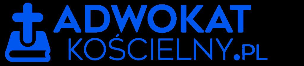 Logo Adwokat kościelny
